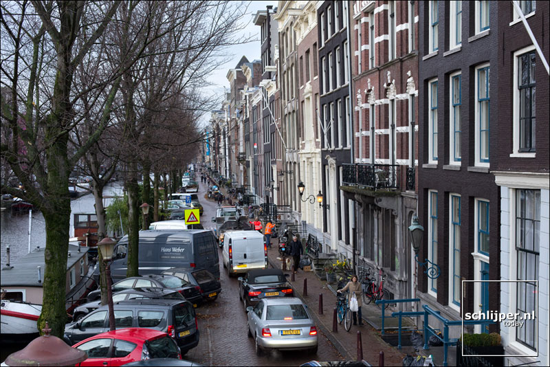 Nederland, Amsterdam, 9 december 2013