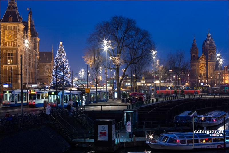 Nederland, Amsterdam, 13 december 2013