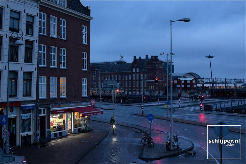 Nederland, Amsterdam, 15 december 2013