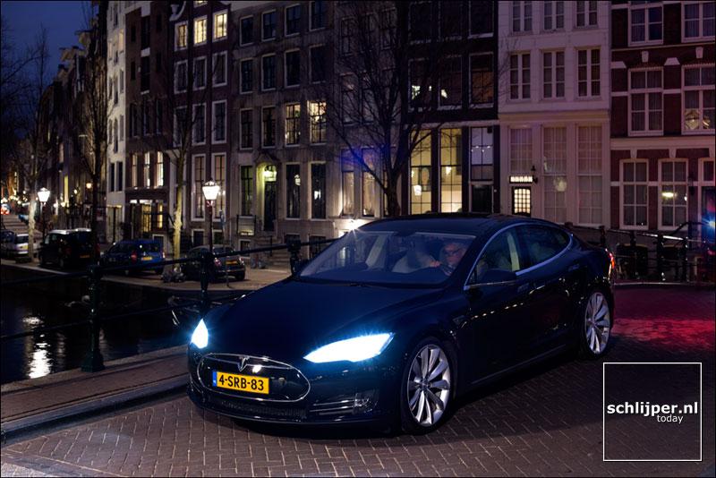 Nederland, Amsterdam, 16 december 2013