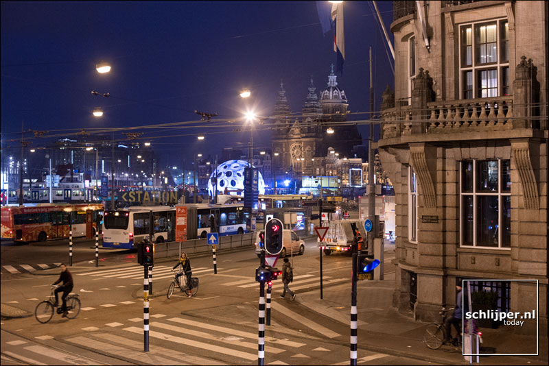 Nederland, Amsterdam, 18 december 2013