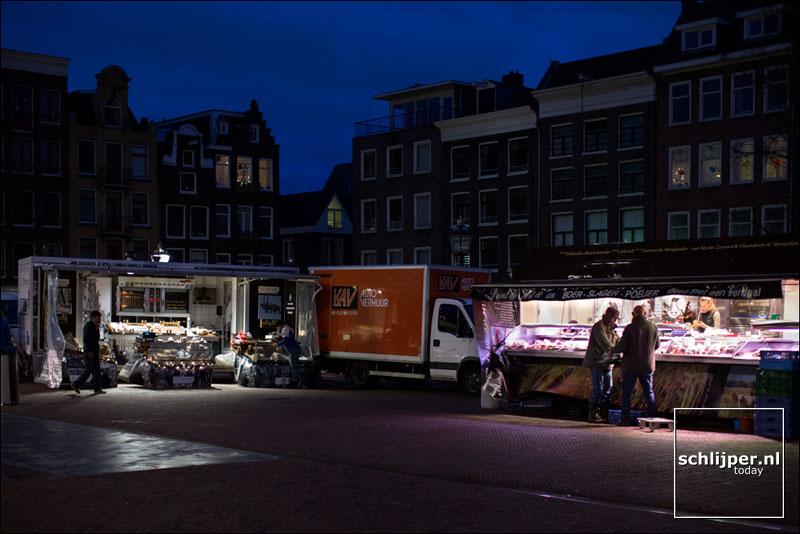 Nederland, Amsterdam, 24 december 2013