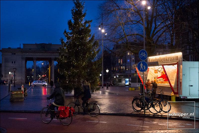 Nederland, Amsterdam, 29 december 2013