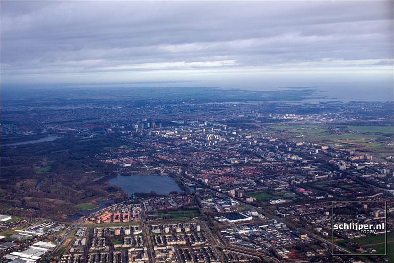 Nederland, Amstelveen, Amsterdam, 31 december 2013