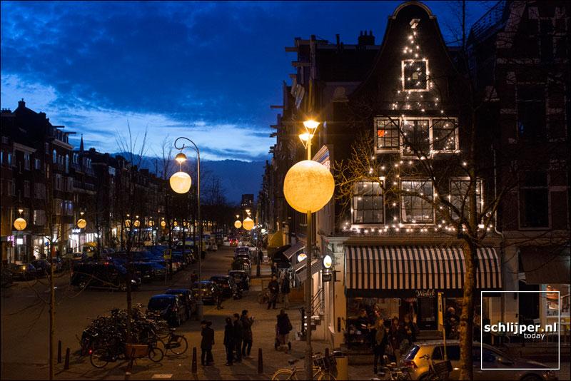 Nederland, Amsterdam, 10 januari 2014