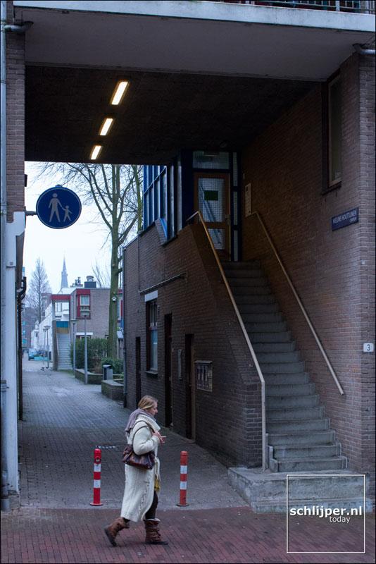 Nederland, Amsterdam, 20 januari 2014