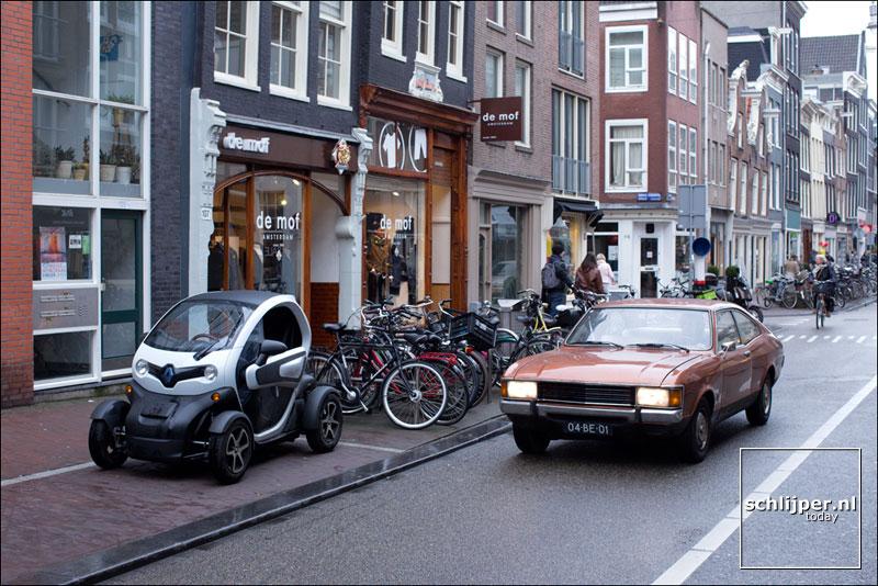 Nederland, Amsterdam, 1 februari 2014
