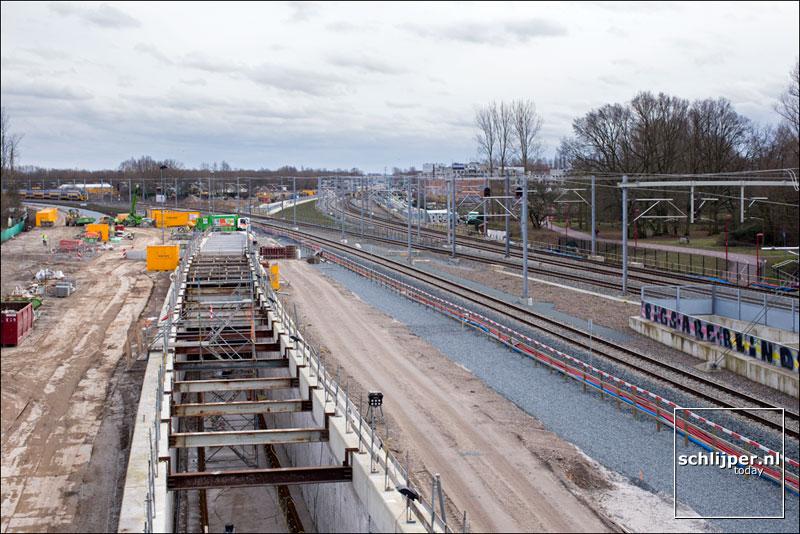 Nederland, Utrecht, 5 februari 2014