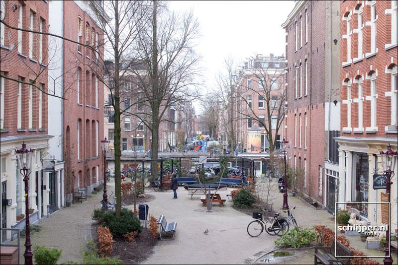 Nederland, Amsterdam, 6 februari 2014