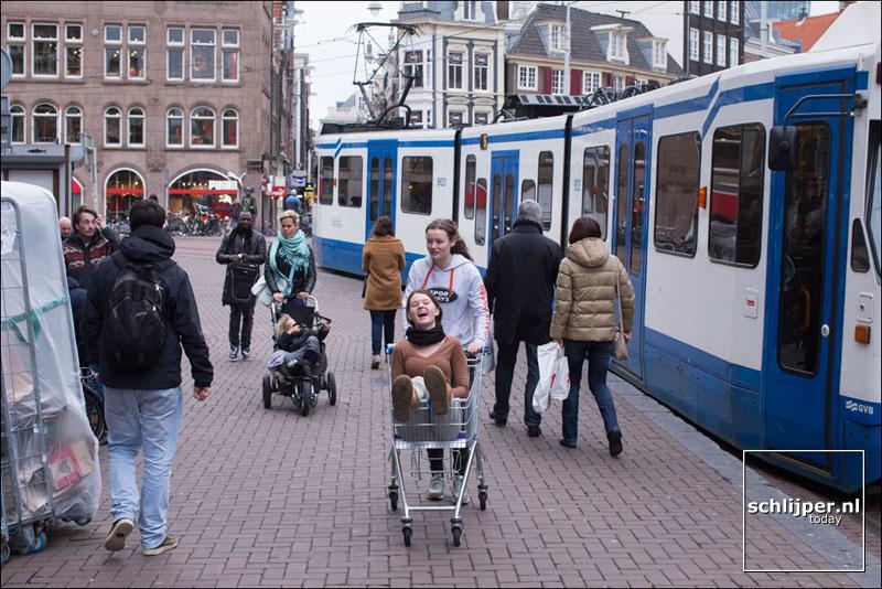 Nederland, Amsterdam, 9 februari 2014