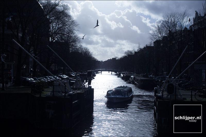 Nederland, Amsterdam, 16 februari 2014