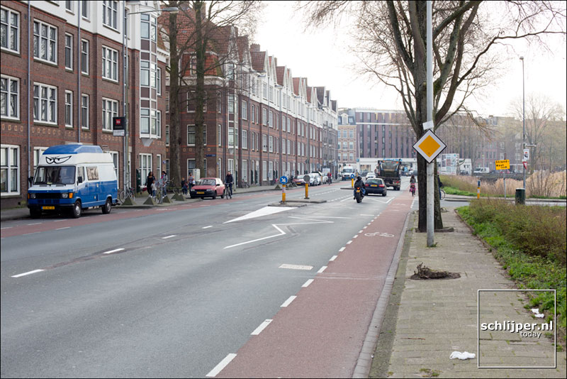 Nederland, Amsterdam, 12 maart 2014