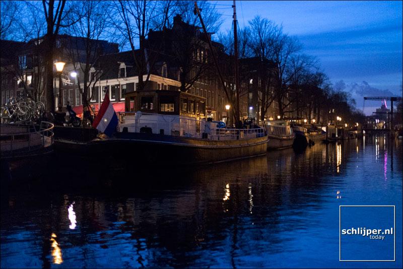 Nederland, Amsterdam, 13 maart 2014