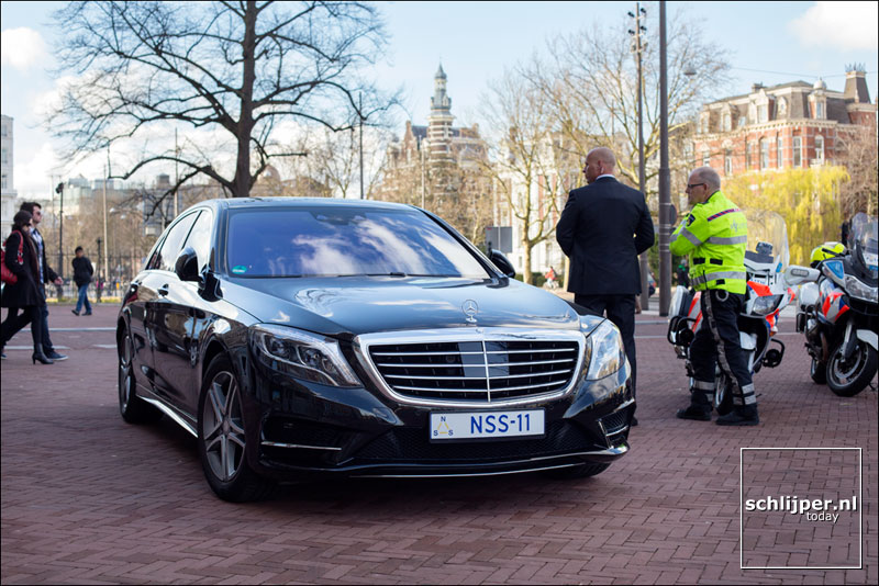 Nederland, Amsterdam, 26 maart 2014