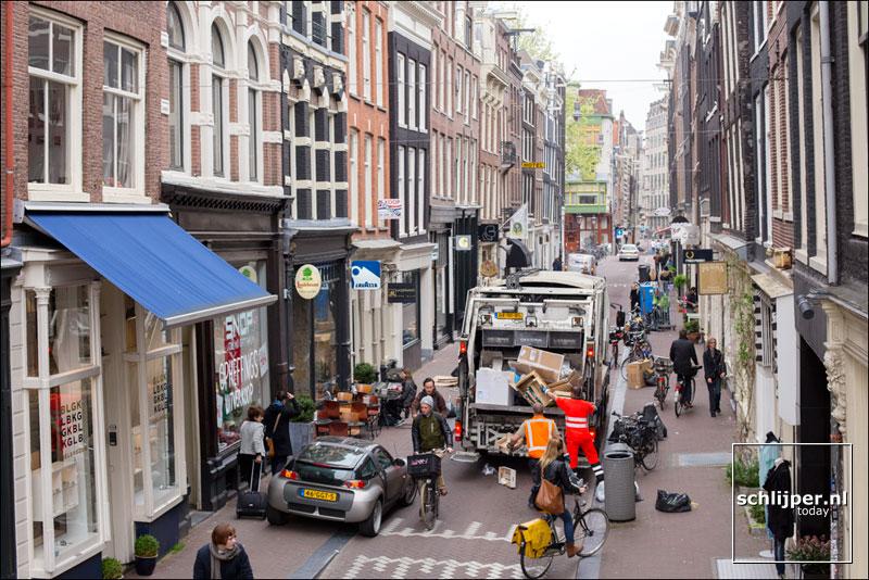 Nederland, Amsterdam, 4 april 2014