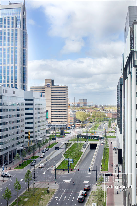 Nederland, Rotterdam, 14 april 2014