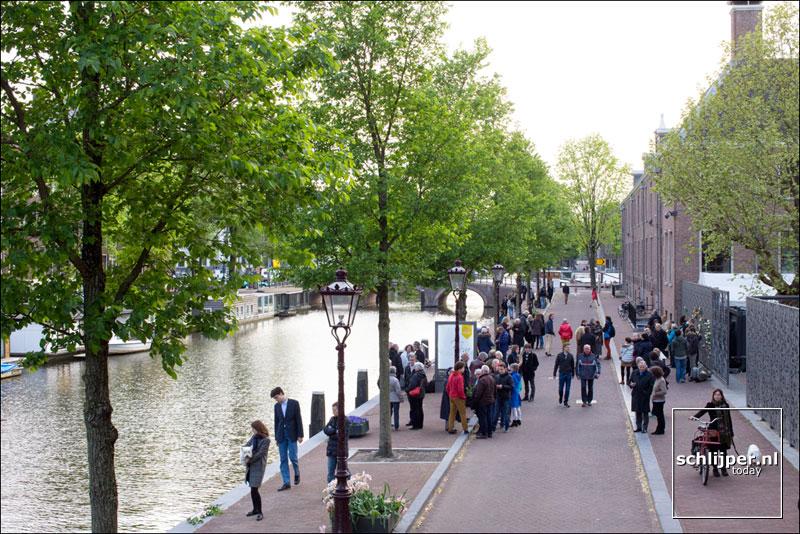Nederland, Amsterdam, 4 mei 2014