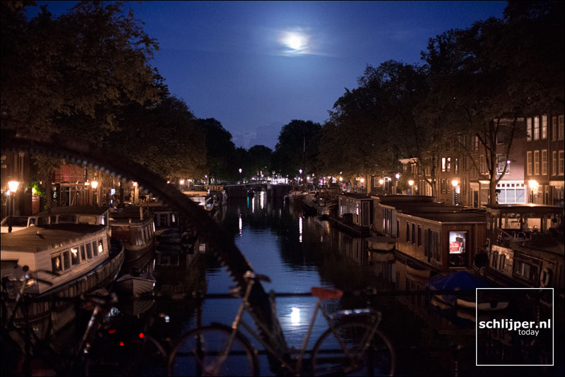 Nederland, Amsterdam, 14 mei 2014
