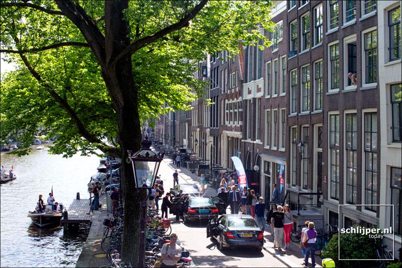 Nederland, Amsterdam, 18 mei 2014