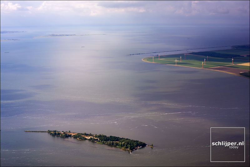 Nederland, IJmeer, 29 juni 2014
