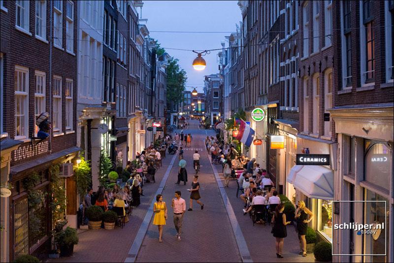 Nederland, Amsterdam, 19 juli 2014