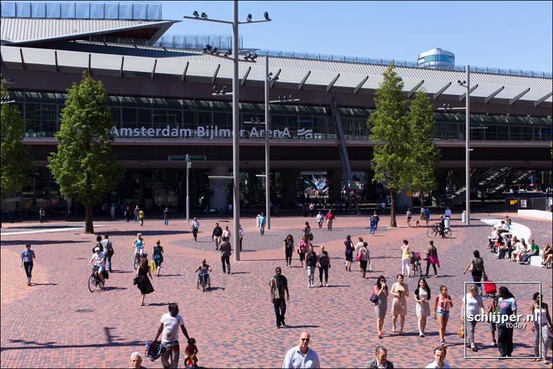 Nederland, Amsterdam, 23 juli 2014