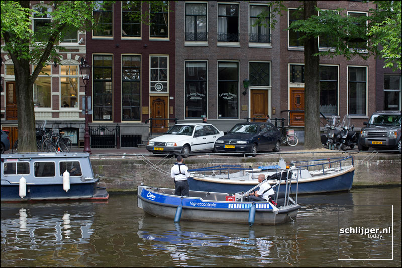 Nederland, Amsterdam, 25 juli 2014