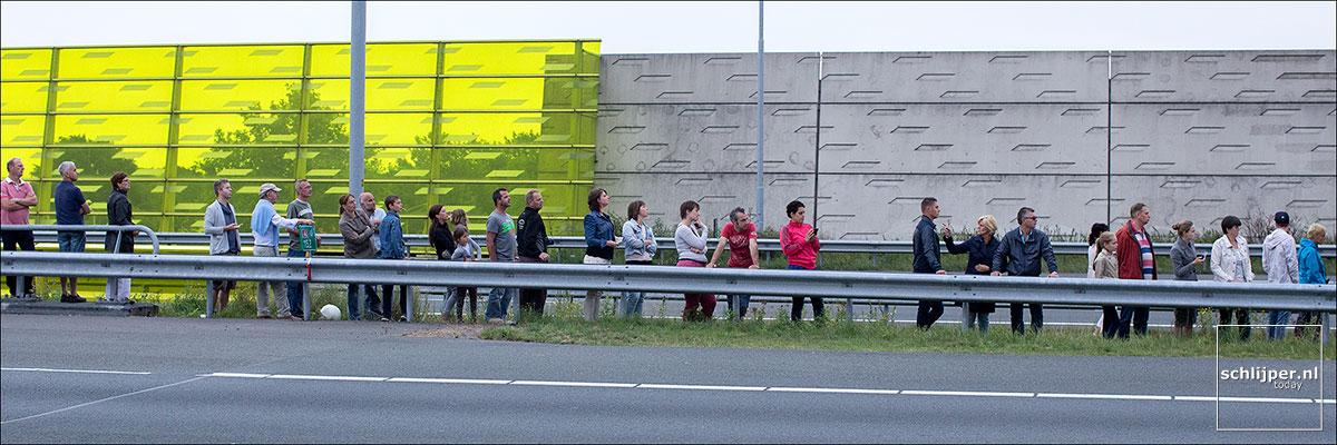 Nederland, 's-Hertogenbosch, 25 juli 2014