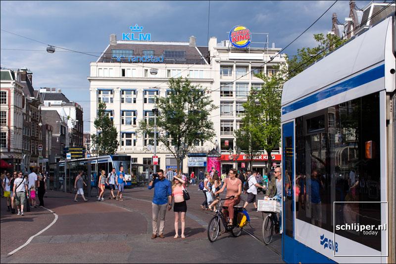 Nederland, Amsterdam, 5 augustus 2014
