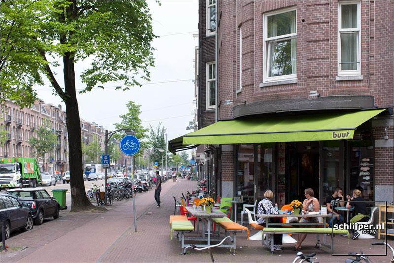 Nederland, Amsterdam, 8 augustus 2014