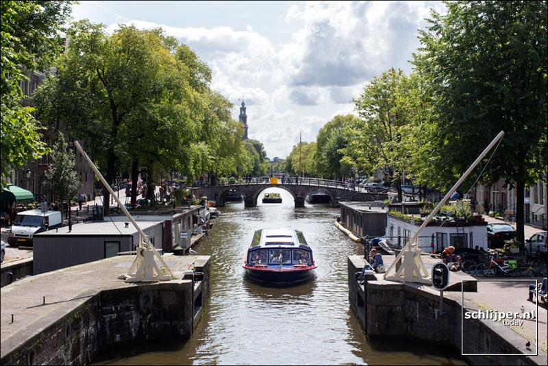 Nederland, Amsterdam, 15 augustus 2014