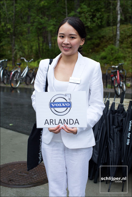 Zweden, Artipelag, 26 augustus 2014