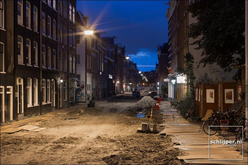 Nederland, Amsterdam, 30 augustus 2014