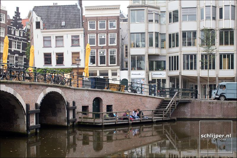 Nederland, Amsterdam, 6 september 2014