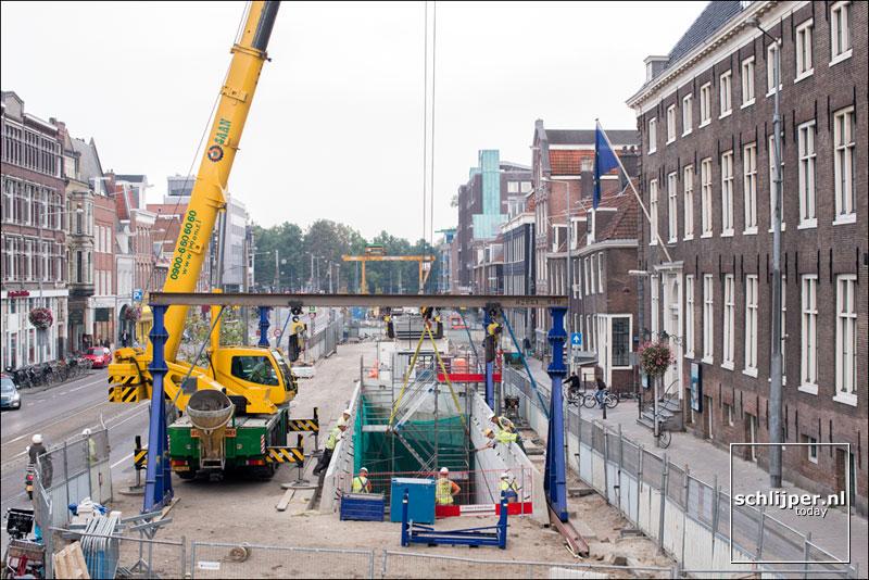 Nederland, Amsterdam, 19 september 2014