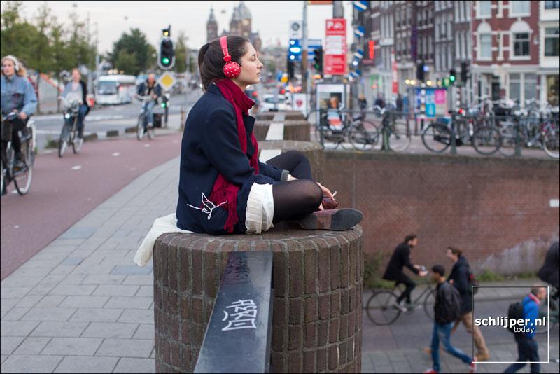 Nederland, Amsterdam, 25 september 2014