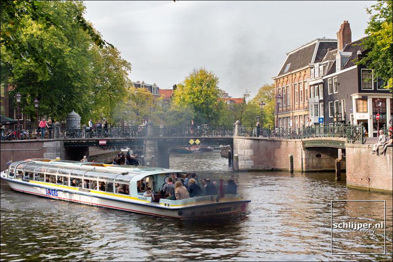 Nederland, Amsterdam, 28 september 2014