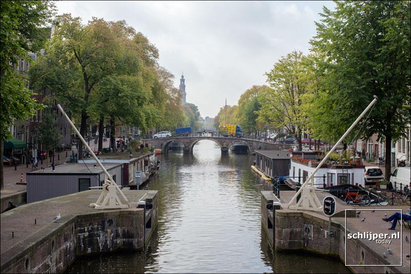 Nederland, Amsterdam, 1 oktober 2014