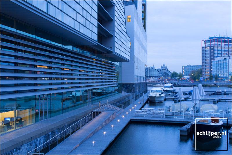 Nederland, Amsterdam, 8 oktober 2014