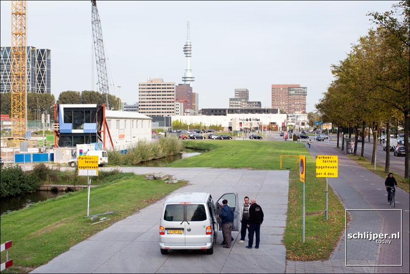 Nederland, Amsterdam, 10 oktober 2014