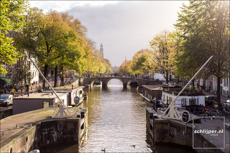 Nederland, Amsterdam, 22 oktober 2014