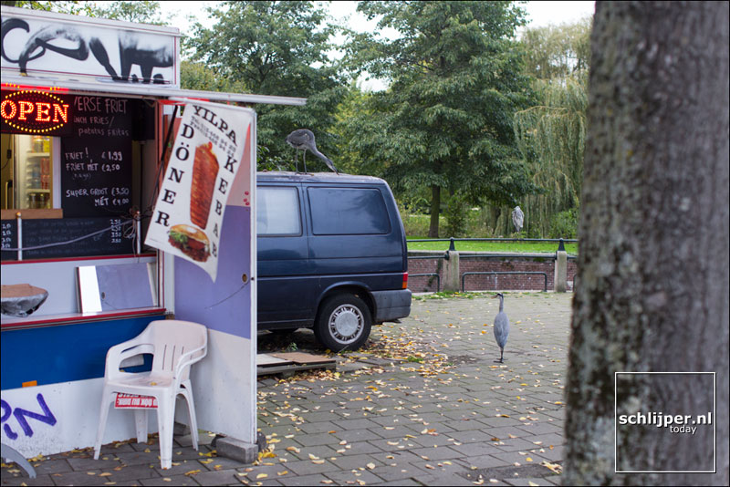 Nederland, Amsterdam, 23 oktober 2014