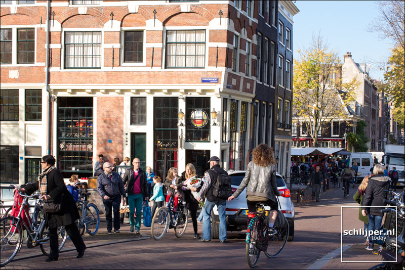Nederland, Amsterdam, 1 november 2014