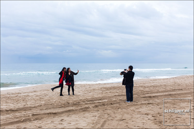 Spanje, Castelldefels, 8 november 2014