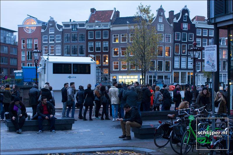 Nederland, Amsterdam, 14 november 2014