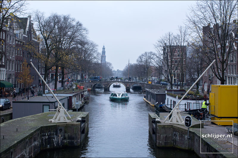 Nederland, Amsterdam, 3 december 2014