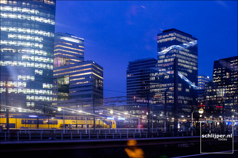 Nederland, Amsterdam, 23 december 2014