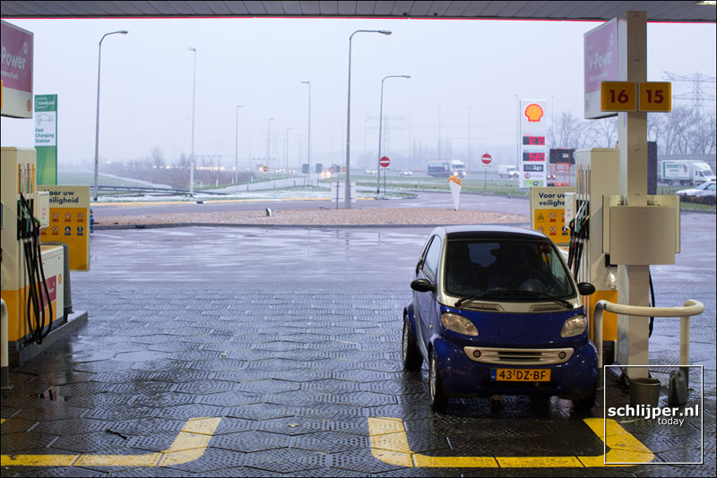 Nederland, Breukelen, 27 december 2014