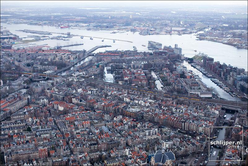 Nederland, Amsterdam, 30 december 2014
