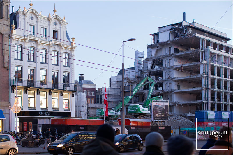 Nederland, Amsterdam, 4 januari 2015